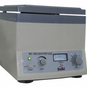 Centrífuga Clínica Para 12 Tubos De 15 Ml -220v Daiki 80-2b
