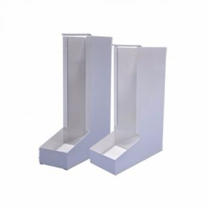 Dispensador para tubos de ensaio 12 x 75mm PLAST-BIO