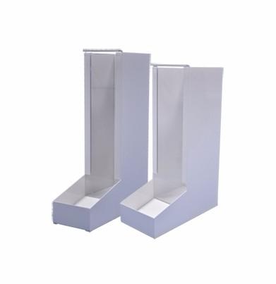Dispensador para tubos de ensaio 13 x 100mm PLAST-BIO