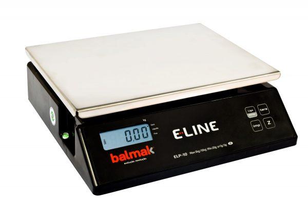 Balança Digital Elp-6/15/30bs E-line - 30 Kg - Balmak