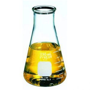 Erlenmeyer Graduado Boca Larga - 300 ml - Cod 1120-300
