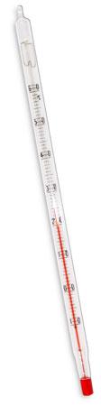 Termômetro Quim. -10+60ºc 200mm Cod 5020