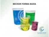 Becker Forma Baixa Gtbfb-100 100 Ml Borossilicato