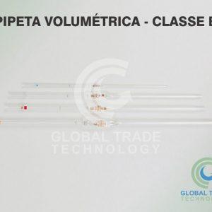Pipeta Volumetrica Vidro 1 Ml Cod 16333b1 Classe B