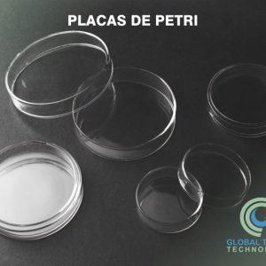 Placa De Petri 80x15mm Borossilicato