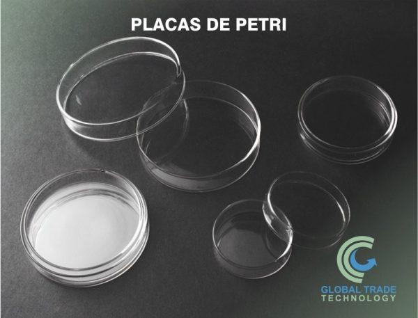 Placa de Petri 100x20mm Borossilicato - cod 18245-20b