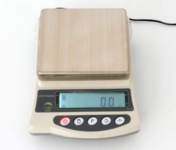 Balança Digital Decimal Bioscale BL3200B - 3200g X 0,1g