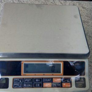 Balança digital de bancada Bioscale B30 - 30kg X 1g