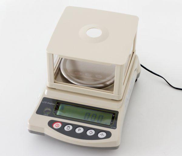 Balança Centesimal Bioscale BL1200as - 1200g x 0,01g