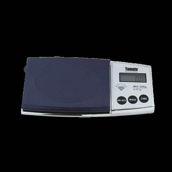 Balança Digital de Precisão 0,1g a 500g portátil MH-501