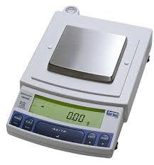 Balança Shimadzu modelo UX420H - 420gx 0,001g