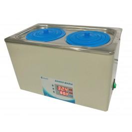 Banho Maria Digital 5 litros 2 bocas 220v