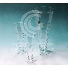 Copo Tipo Cálice Graduado - 1000 Ml - Boro - Gtcg-1000