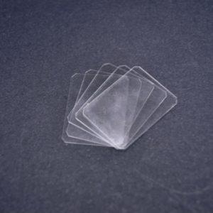 Laminula P/camara de contagem 20x26 mm - HBG Pct 10pc