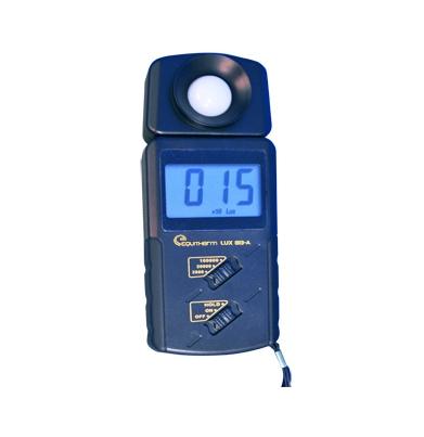 Luxímetro Digital, 1-100.000 Lux Modelo: Lux-813a