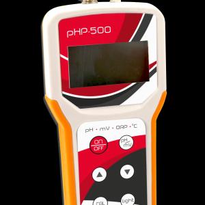 Phmetro Portatil, Faixa De 0,0 A 14,00 - Ph500 c/maleta