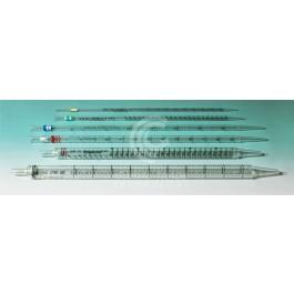 Pipeta Sorológica 1 ml em Poliestireno PCT 5 pc - TP4