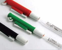 Pipetador Pi-pump Verde Hs-yl-10 Plast-bio
