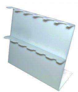 Suporte Linear para 6 Micropipetas, GESM28 Polipropileno