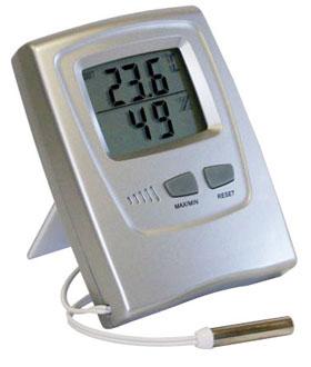 Termo-higrômetro Digital - Marca Incoterm Modelo 7666