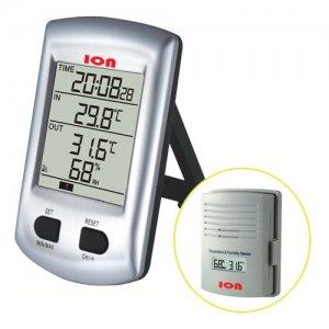 Termo-Higrômetro Ionlab WI-FI 0100-HW
