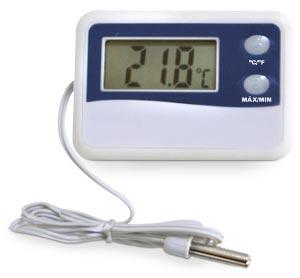 Termômetro Digital Com Máxima E Mínima Incotem 7424
