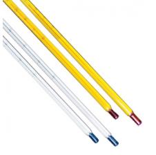 Termômetro Químico,-10ºc A 60ºc, Líquido Vermelho Tq-60r