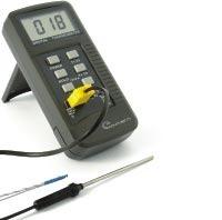 Termometro Digital Portatil Dm6802b -50 A + 1300ºc