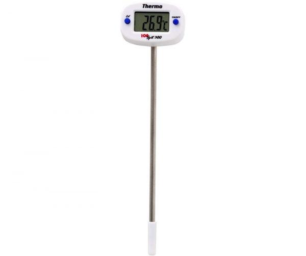 Termômetro Digital Tipo Espeto Cabeça Giratoria Cod 10403-03