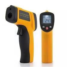 Termômetro Digital Infravermelho Mira laser -50ºC+380ºC MT-9001