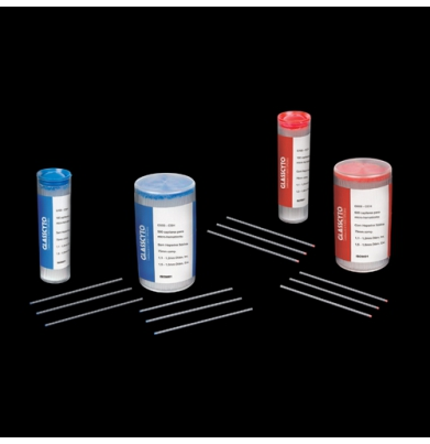 Tubo capilar sem heparina Cor Azul - frasco c/500 tubos