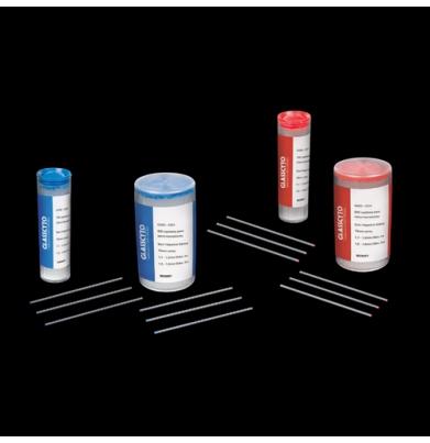 Tubo capilar sem heparina Cor Azul - frasco c/100 tubos